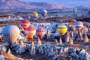 【神·浪漫土耳其10日】一價全含,土耳其航空直飛