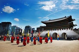 韩国五年多次旅游签证办理(北京领区)