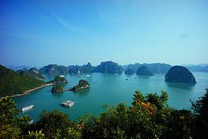 【C笑夕阳·大型空调旅游专列 贵阳+越南+桂林+韶14日游】