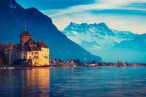 【盈尚·瑞士一地10日游】深度挖掘瑞士迷人小鎮