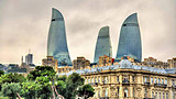 【俄罗斯+谢镇+阿塞拜疆2国10日游】去程巴库