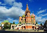 【Q·俄罗斯 莫斯科+圣彼得堡+金环谢镇+四大庄园8天】CA
