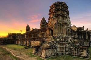 柬埔寨-金边-吴哥-越南-胡志明-美奈-河内8晚9日游