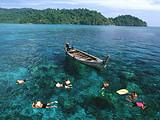 艇进普吉(斯米兰版)探秘海豚岛|郑州到普吉岛六天五晚