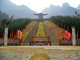 郑州到宜昌、重庆、长江三峡上水6日游(总统号邮轮)