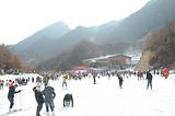 【郑州周边滑雪】大鸿寨滑雪一日游