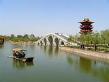 郑州到开封一日游A线(包公祠、铁塔、清明上河园)