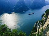 郑州到长江三峡涉外五星豪华邮轮重庆进,宜昌出下水至尊五日游