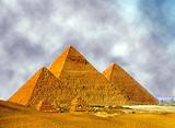 EK(阿联酋航空)郑州起止埃及+迪拜10日游