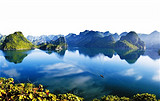 三月三上林大龙湖游船观光、马山小都白一日游