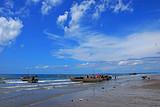 6月东兴万尾金滩,海迎门,巫头村、京族博物馆一天游