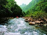 靖西古龙山大峡谷