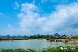三月三 隆安金穗生态园,柴火鸡美食纯玩一日游