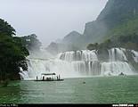 黄果树瀑布、西峰林、马岭河、双乳峰高铁四天团