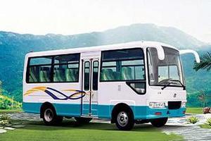 台湾:接机20座中巴(丰田考斯特)
