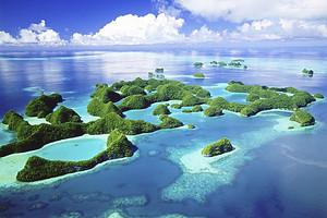 帕劳太平洋渡假村五晚六天游