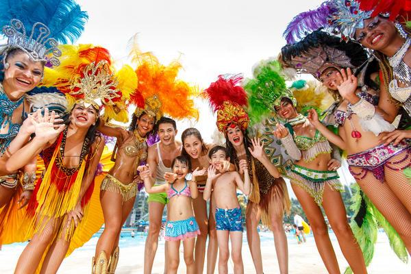 广州长隆欢乐世界、长隆国际大马戏、 长隆水上乐园二天团