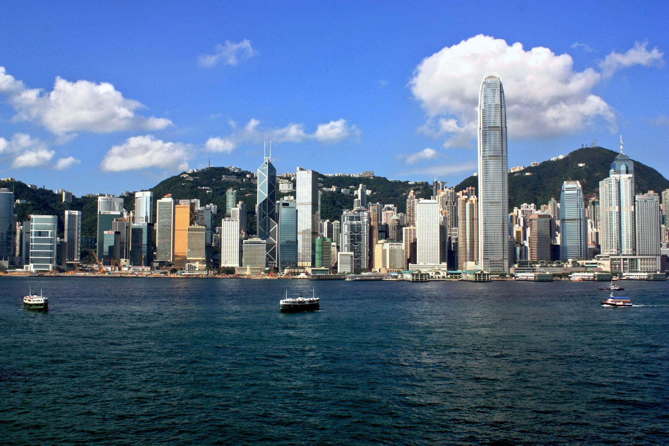 香港二日观光游