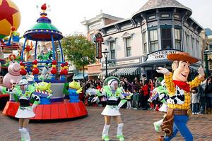 香港观光迪士尼二日游