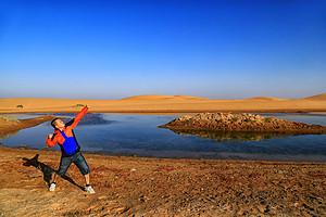 沙漠探险领队服务