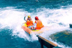 九龙溪漂流两日游