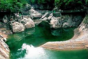 [浙西二日]浙西大峡谷-青山湖-太湖源