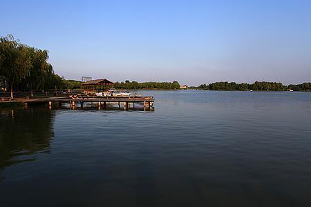 [盐城+泰州二日]<盐城大纵湖-溱湖湿地-溱潼古镇>