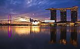 新加坡+马来西亚波德申4晚6日游 含签证/行李额 无需保证