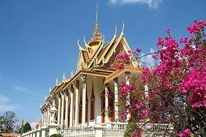 【上海出发】柬埔寨(吴哥/崩密列)越南俩国深度7日游