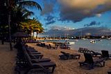 <(蜜月特惠)毛里求斯洲际8天5晚自由行>