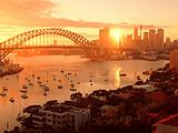 [澳新11天]<悉尼进>
