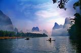 桂林山水经典双飞五日游