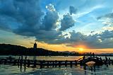 【中达旅游特供】杭州西湖、锦绣风水洞一日游