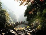 [温州+仙居三日游]<龙湾潭-苍坡古村-石桅岩景区>