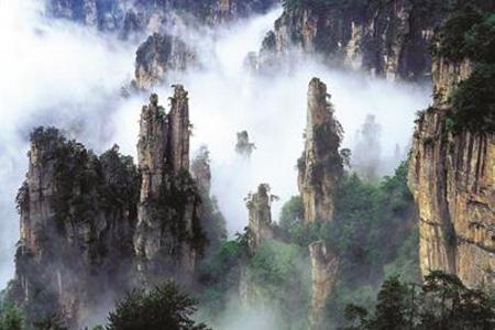 [长沙五日游]<张家界-天门山-凤凰古城>