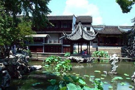 [苏州一日游]<拙政园-狮子林-姑苏水上游-寒山寺-虎丘>