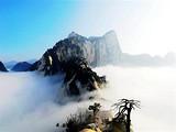 [华山四日游]<西安兵马俑-华山-明城墙>
