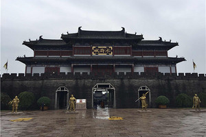 [无锡一日游]<三国城+太湖豪华游船+蠡园风景区>