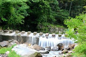 [安吉一日游]<浙北大峡谷-峡谷漂流>