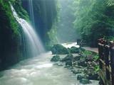 [重庆五日游]<天生三桥-龙水峡地缝-仙女山>