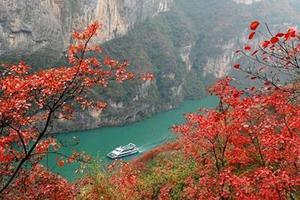 [宜昌四日游]<豪华五星游轮-石宝寨景区-三峡大坝>