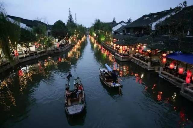 苏州旅游必去的几大景点,你去过几个了呢?