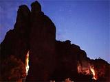 [雁荡山二日]<小龙湫-玻璃栈道-灵峰夜景-大龙湫-龙穿峡>