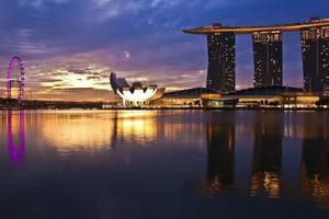 花样新加坡,大小牵小手