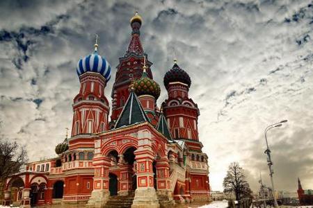 俄罗斯浪漫双首都经典之旅