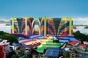 [新加坡+马来西亚六日]<滨海湾花园-花芭山-云顶高原>