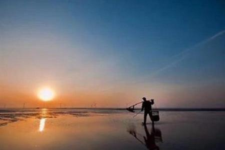 【弶港二日游】<黄海之滨三水滩-西溪景区>