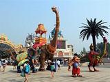 【常州一日游】<常州中华恐龙园-探险侏罗纪时代>