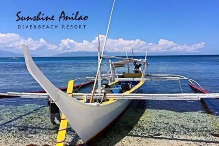 【乐六独家】菲律宾阿尼洛潜水OW考证半自助6日游