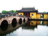 [周庄一日游]<游张厅-富安桥-江南首富沈万三的私宅—沈宅>